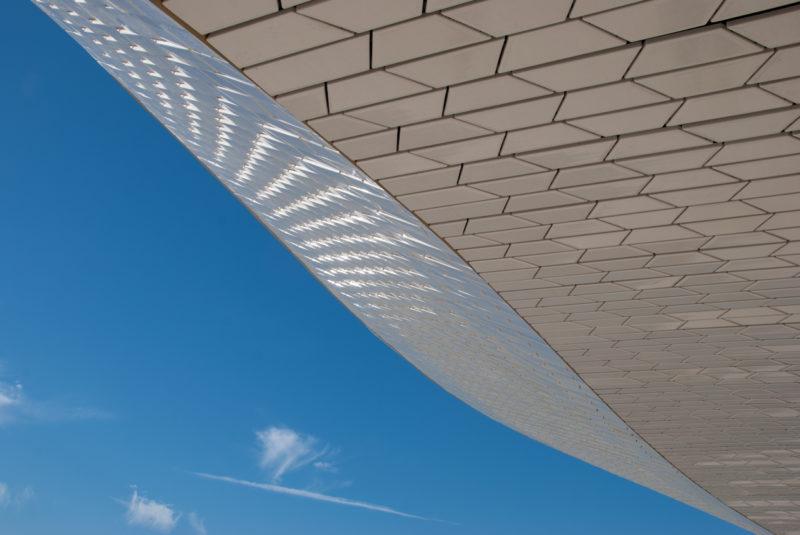 Fliesen-Fassade Lissabon Museum MAAT